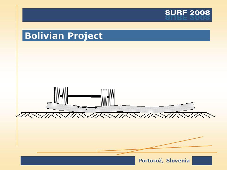 Portorož, Slovenia Bolivian Project