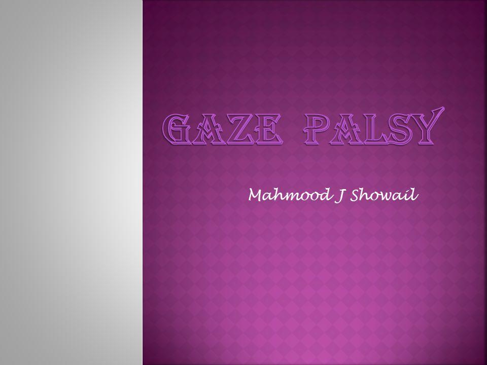 Mahmood J Showail
