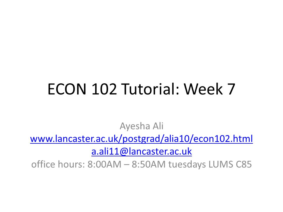 Next Week  Check Moodle for the Week 8 worksheet.