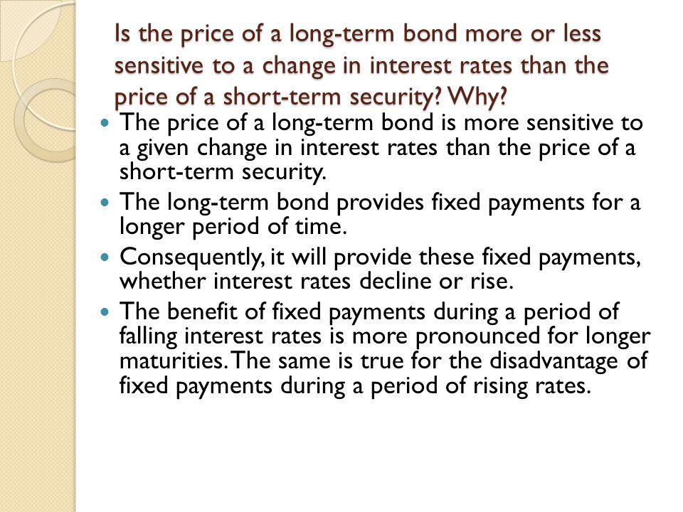 Valuing a Zero-Coupon Bond.