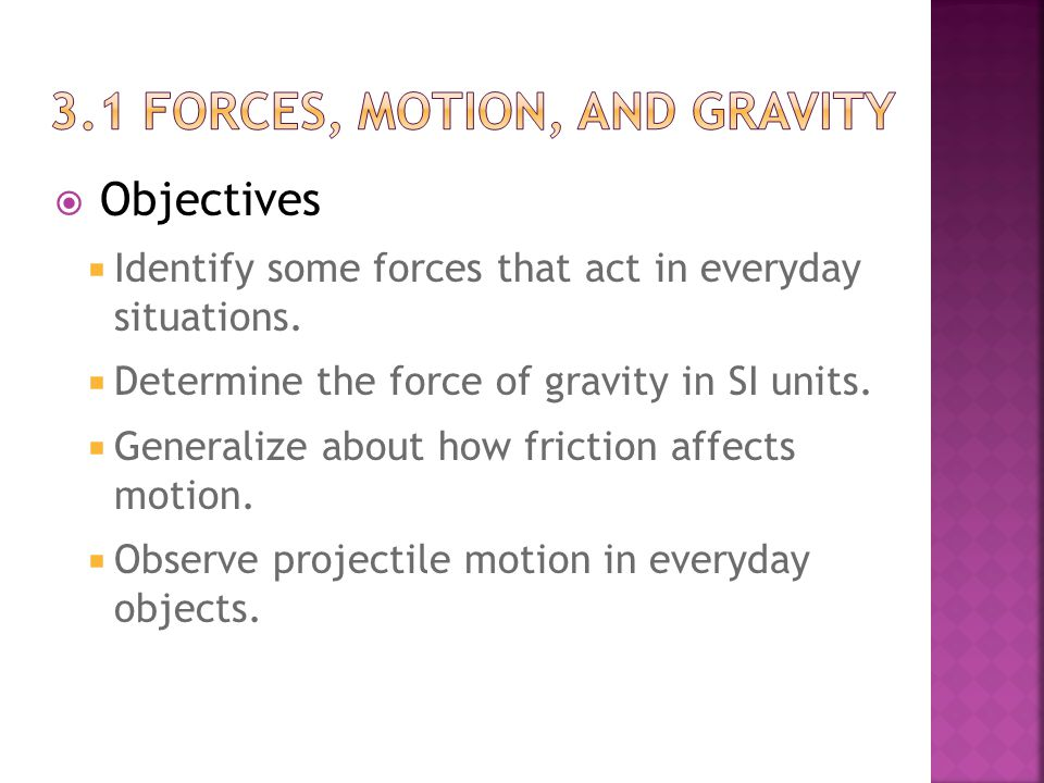  A falling object gains speed until the force from air friction, which acts upward, equals the downward force of gravity.