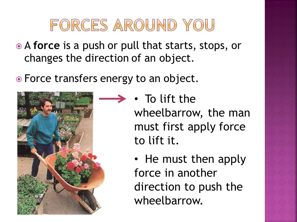 Universal Forces