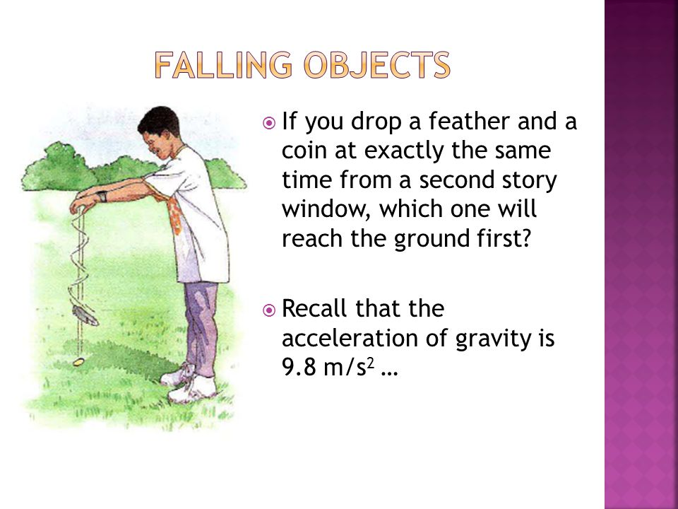  Objectives  State Newton s first law of motion.