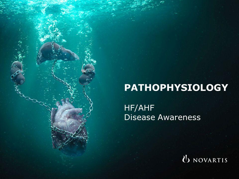 PATHOPHYSIOLOGY HF/AHF Disease Awareness