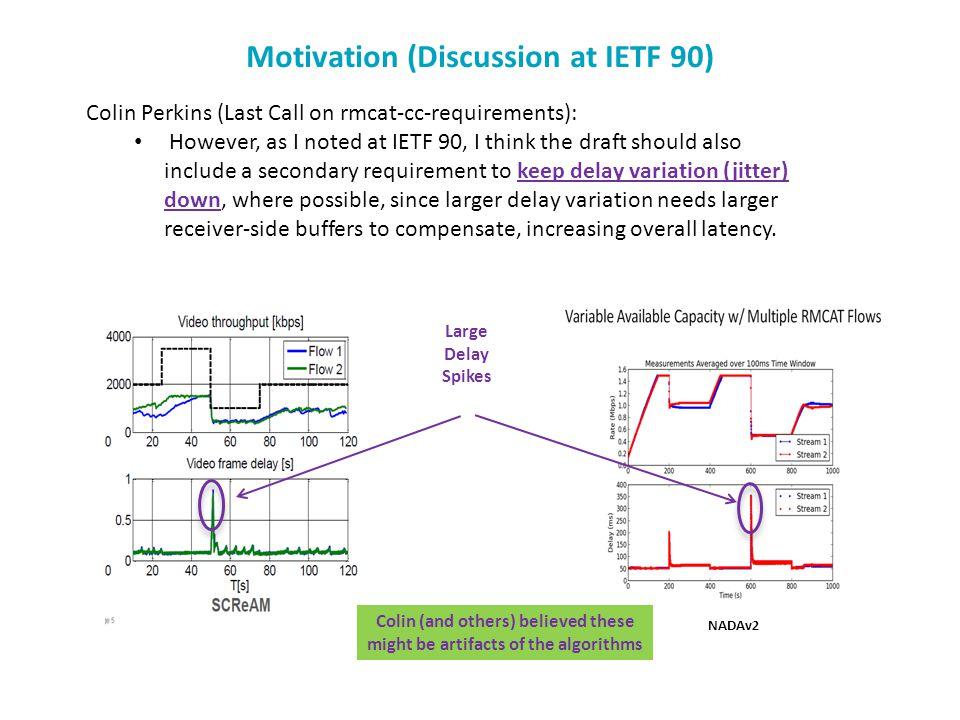 A RMCAT Lab Discrete Time RTT (for Seq.No.