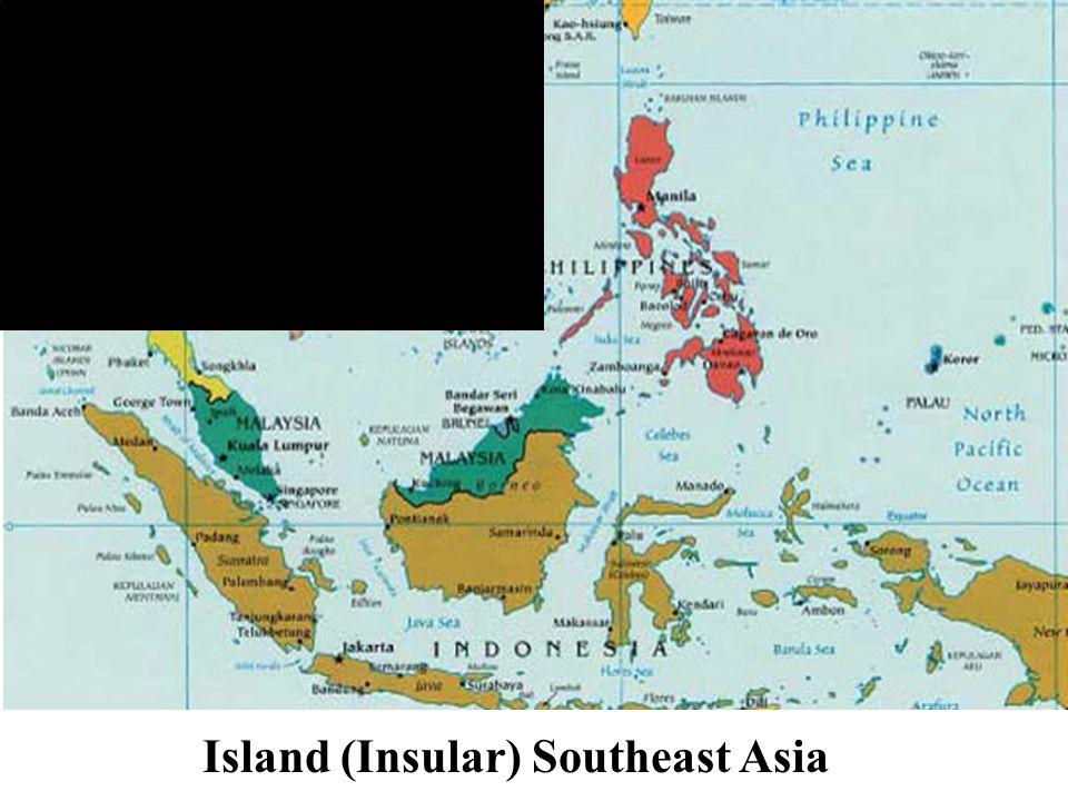 Island (Insular) Southeast Asia
