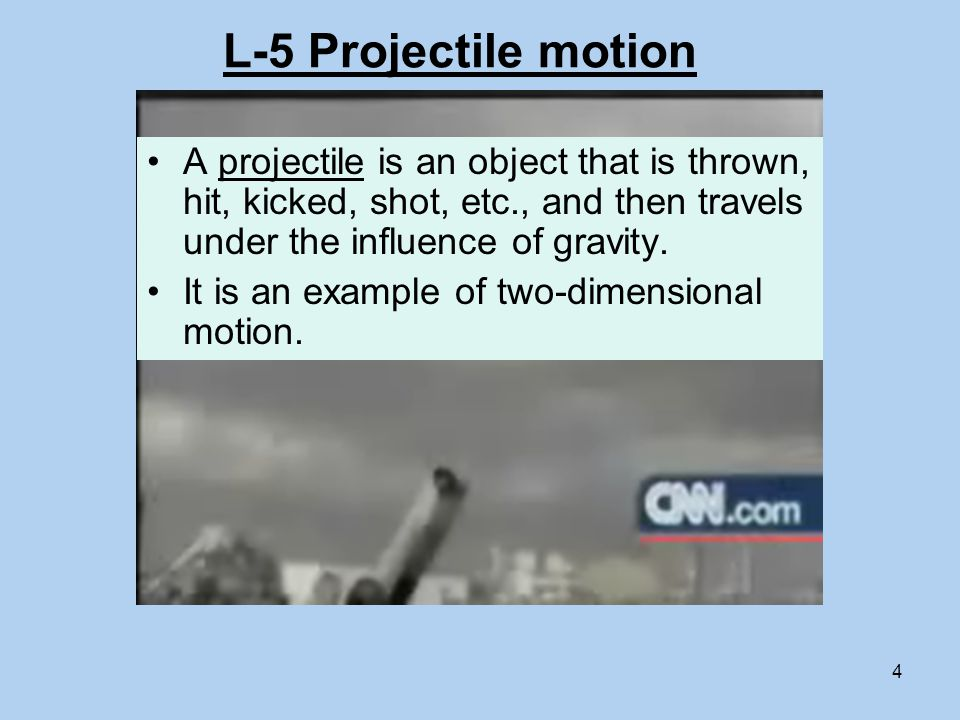 example Problem: An object is dropped from rest from a height of 20 m above the ground. (a) How long will it take to reach the ground? (b) What is its