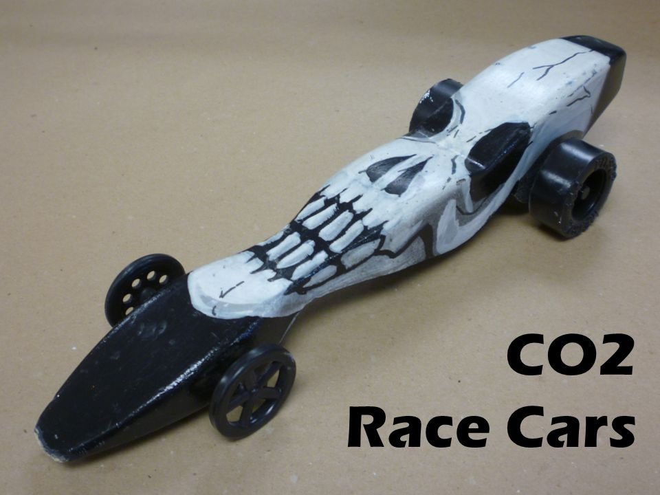 CO2 Race Cars