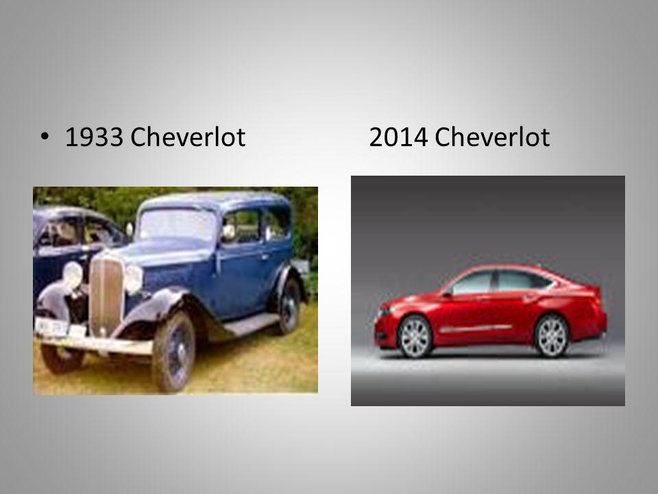 1933 Cheverlot2014 Cheverlot