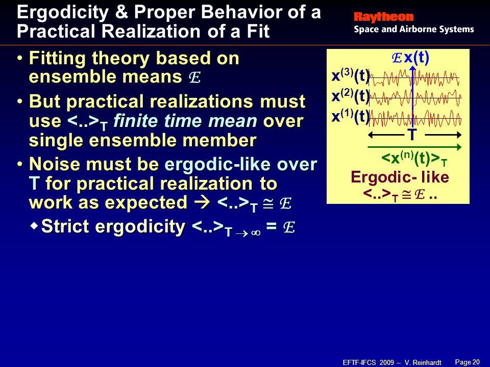Page 20 EFTF-IFCS 2009 -- V.