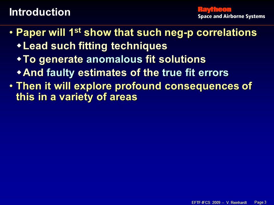Page 3 EFTF-IFCS 2009 -- V.