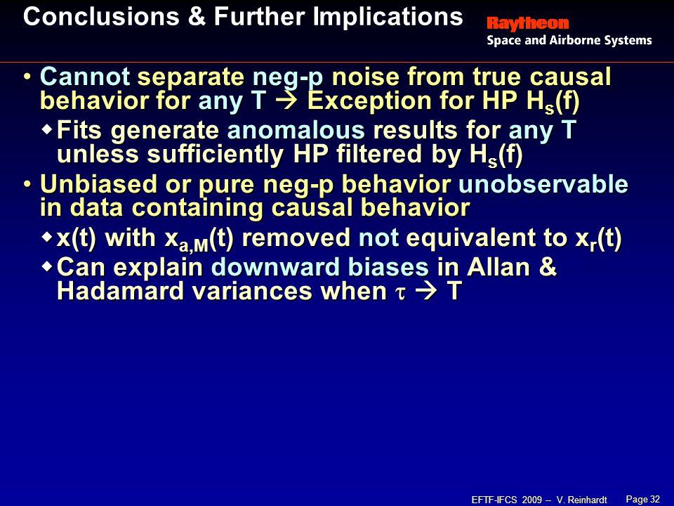 Page 32 EFTF-IFCS 2009 -- V.