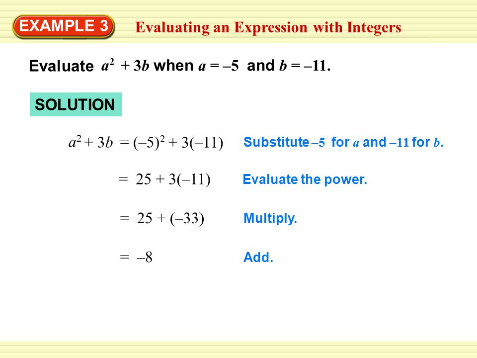 GUIDED PRACTICE for Examples 1, 2 and 3 d = rt Write the distance formula.