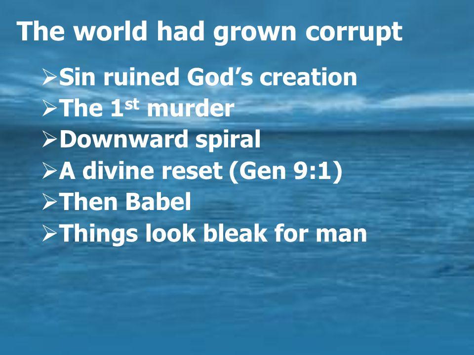 Genesis 12:1-20