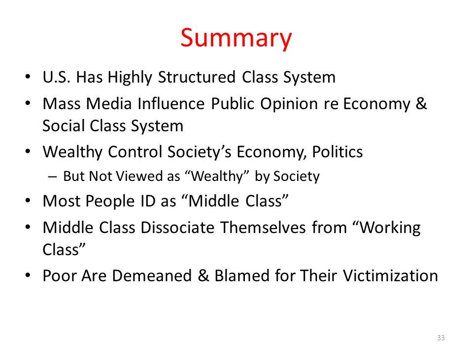 Summary U.S.
