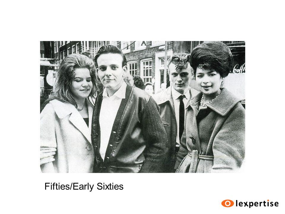 Fifties/Early Sixties
