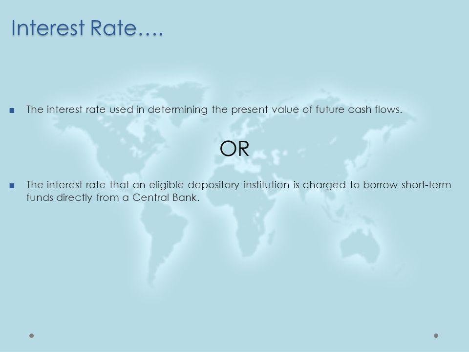 ARBITRAGE Opportunity taken for higher return to avoid market risk.