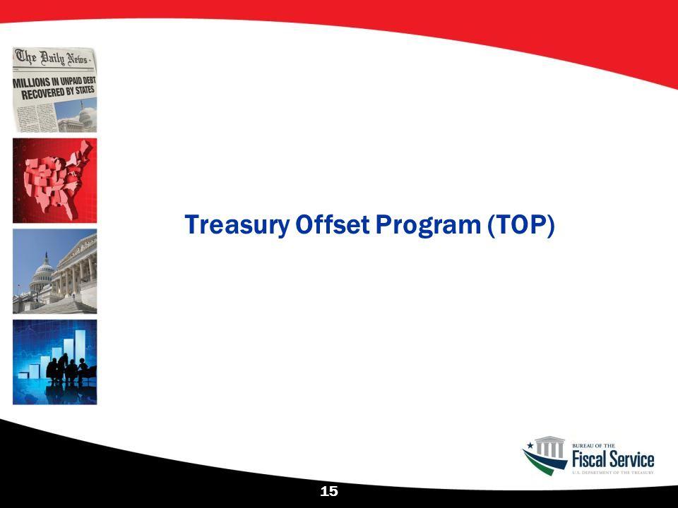 Treasury Offset Program (TOP) 15