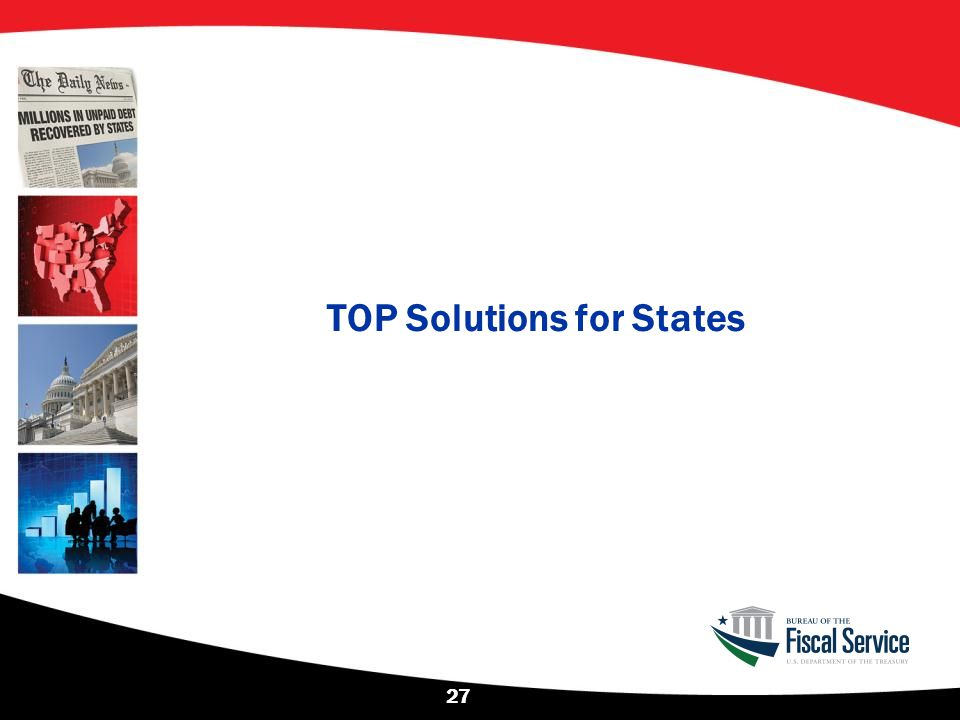 TOP Solutions for States 27