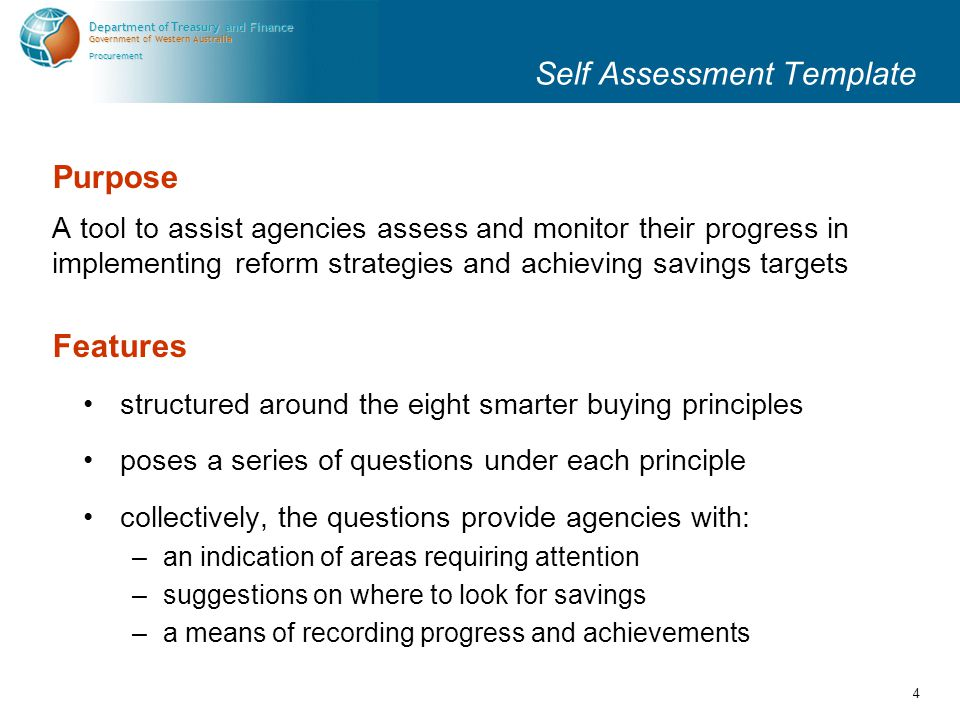 Government of Western Australia Department of Treasury and Finance Procurement 15 8 Principles - 1.