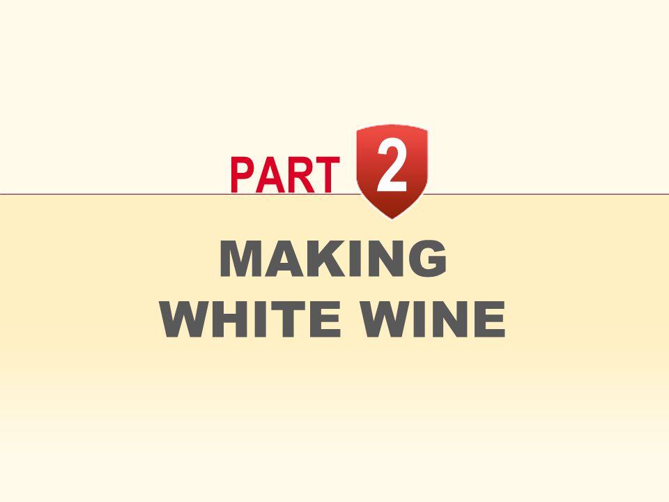 MAKING WHITE WINE 2 PART
