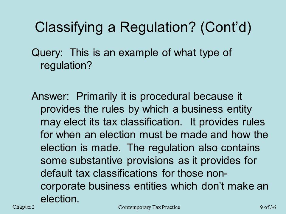 Regulations How do regulations become law.