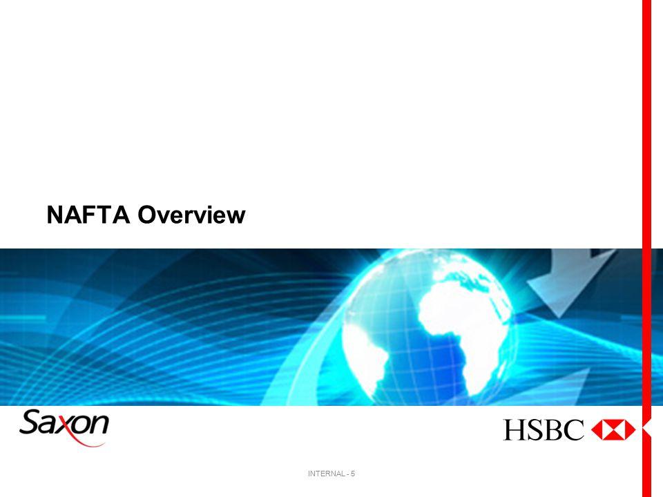 NAFTA Overview INTERNAL - 5