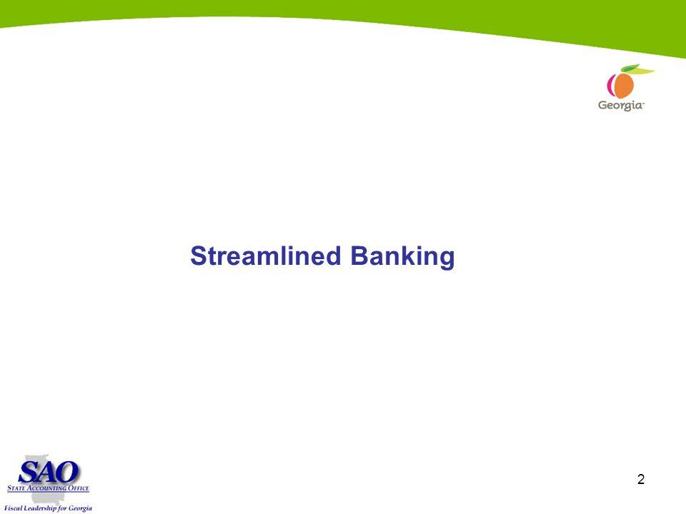 2 Streamlined Banking