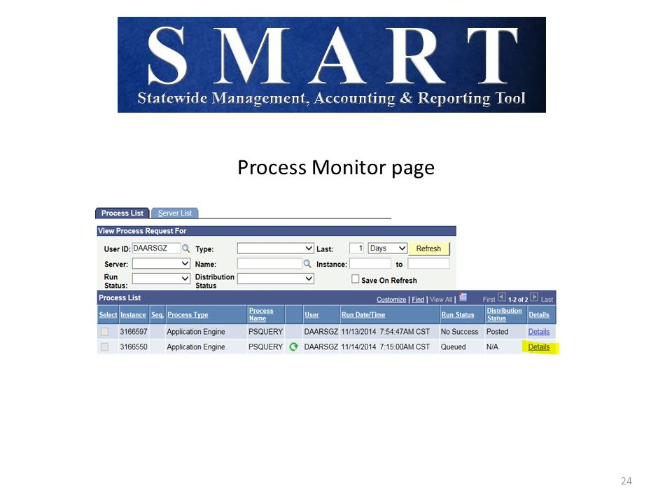 Process Monitor page 24
