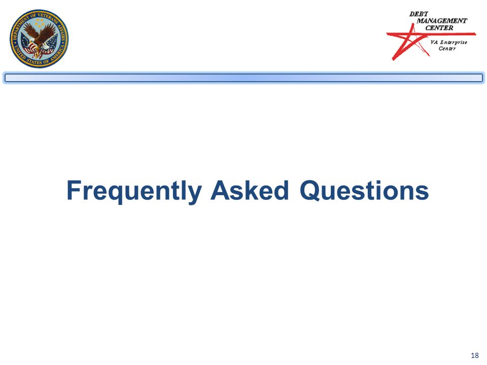 18 Frequently Asked Questions