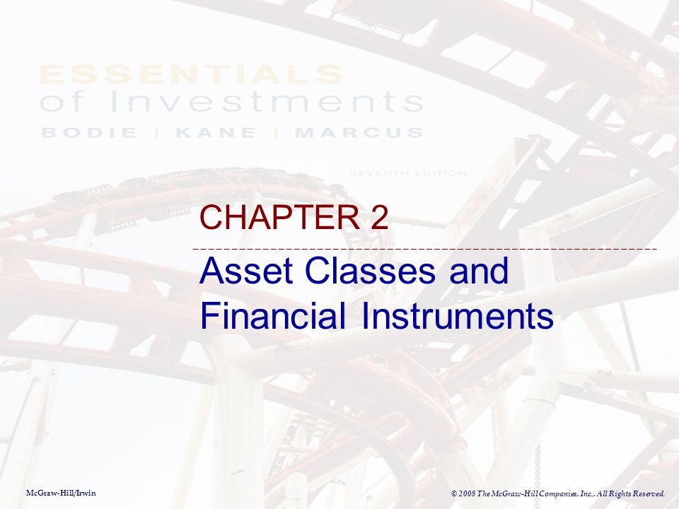 2-22 Corporate Bonds Long-term debt instruments Issued by private firms Semi-annual interest payments Returning the face value of the bond at maturity Subject to larger default risk than government securities Options in corporate bonds –Callable –Convertible