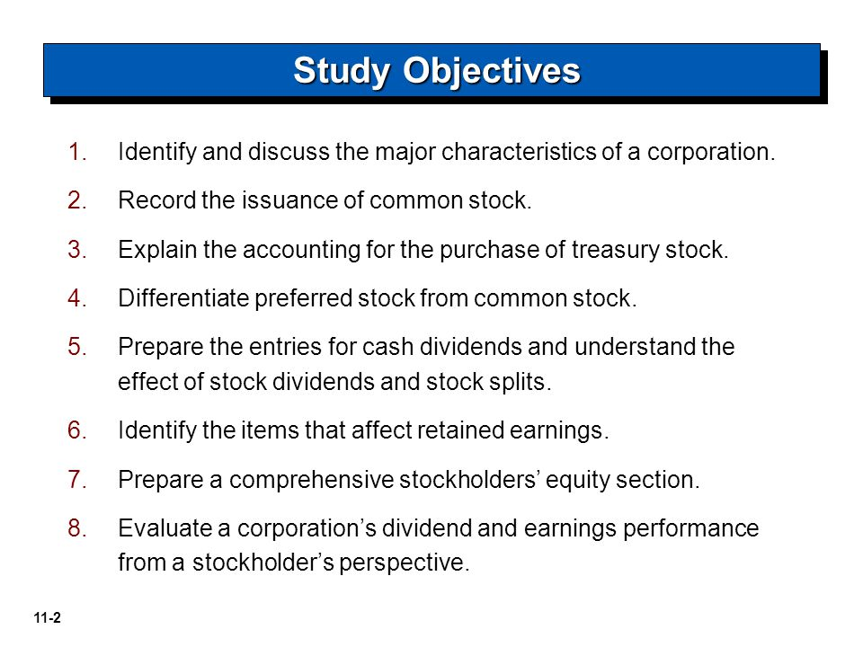 11-33 Features often associated with preferred stock.