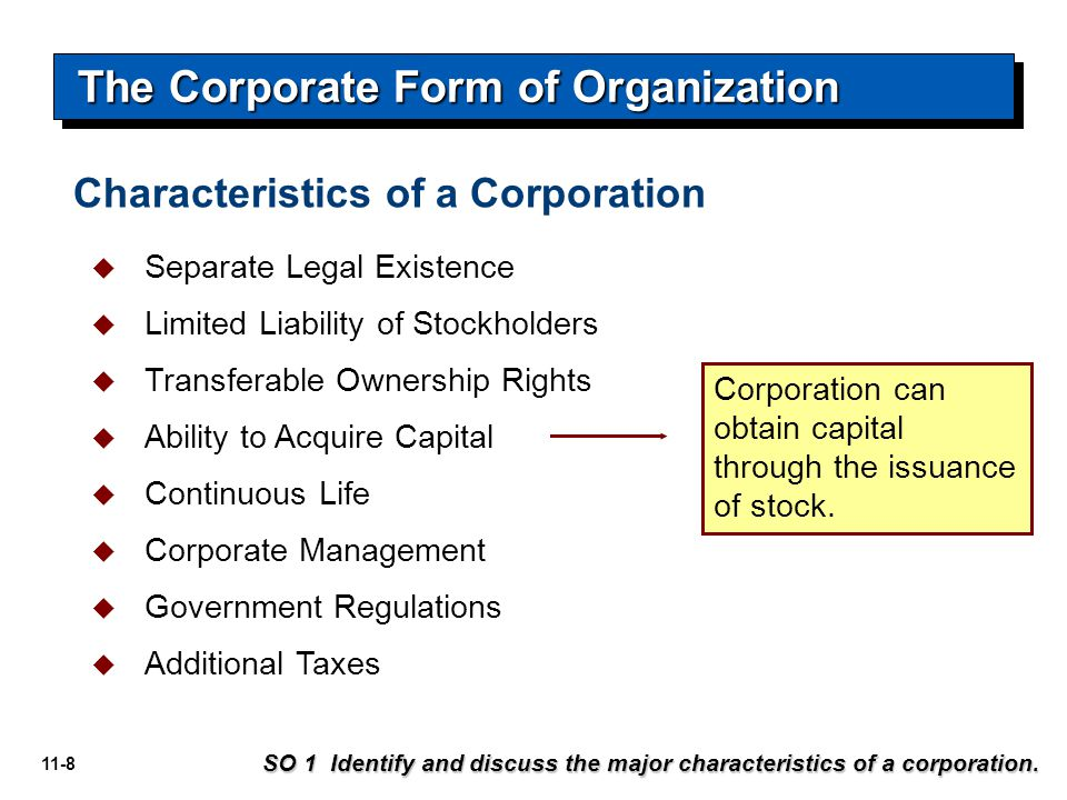 11-19 Stock Issue Considerations  Charter indicates the number of shares of stock that a corporation is authorized to sell.