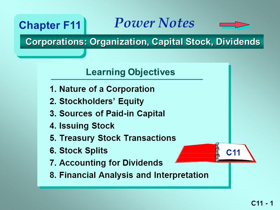 C11 - 22 DateDescriptionDebitCredit DateDescriptionDebitCredit Issuing No-Par Stock Cash400,000 Common Stock400,000 Cash36,000 Common Stock36,000 Jan.