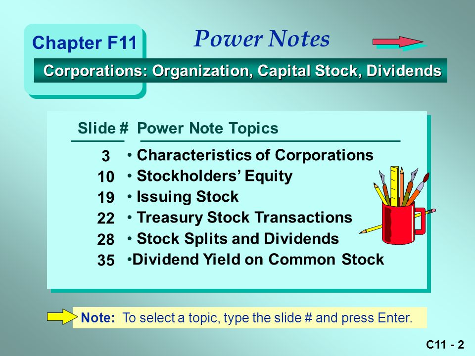 C11 - 13 Stockholders' Equity Stockholders' Equity Assets Liabilities Stockholders' Equity fromstockholders Stockholders' Equity: Paid-in capital: Common stock$330,000 Retained earnings80,000 Total$410,000 There are two sources of stockholders' equity 1