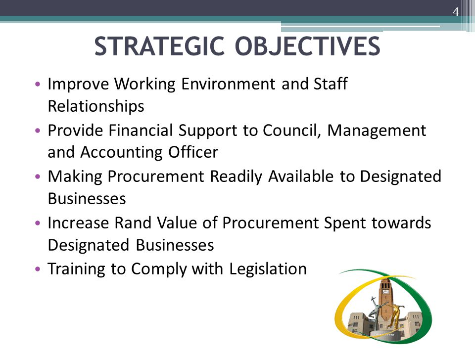 KEY ISSUES To ensure effective Administrative and Institutional Systems, Structures and Procedures 15