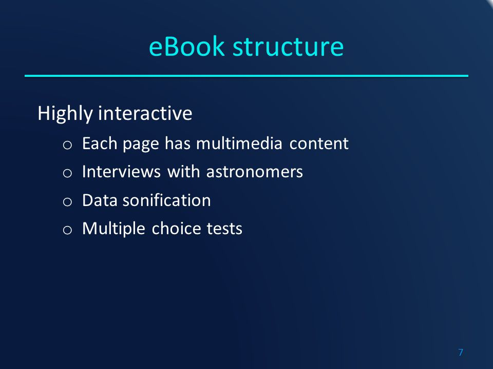 Page Structure 1 Each page starts with a question, followed by a short answer. 8