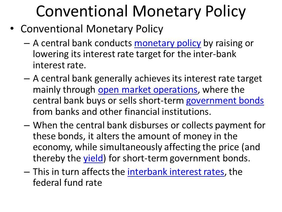 Why QE.
