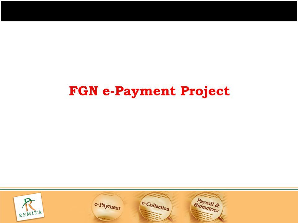 FGN e-Payment Project