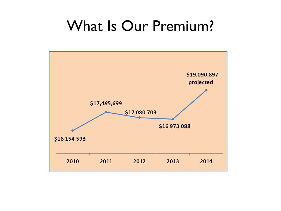 What Is Our Premium?