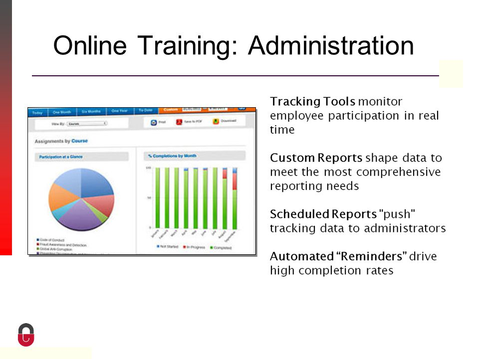 Property of CampusGuard Online Training: Administration