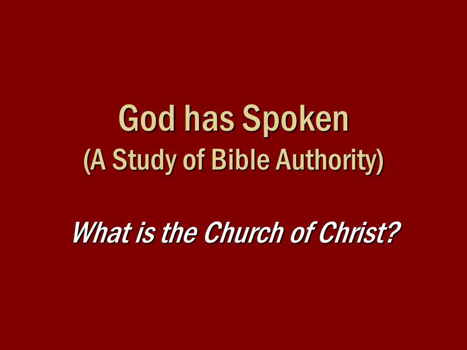 12 Universal Church: Churches or Christians.