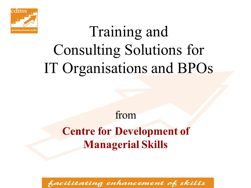 In this Presentation… (You may please click on the links below or continue viewing in sequence) Training and Consulting Solutions in Financial Domain Training and Consulting Solutions in Personal and Functional Effectiveness Press esc to exit