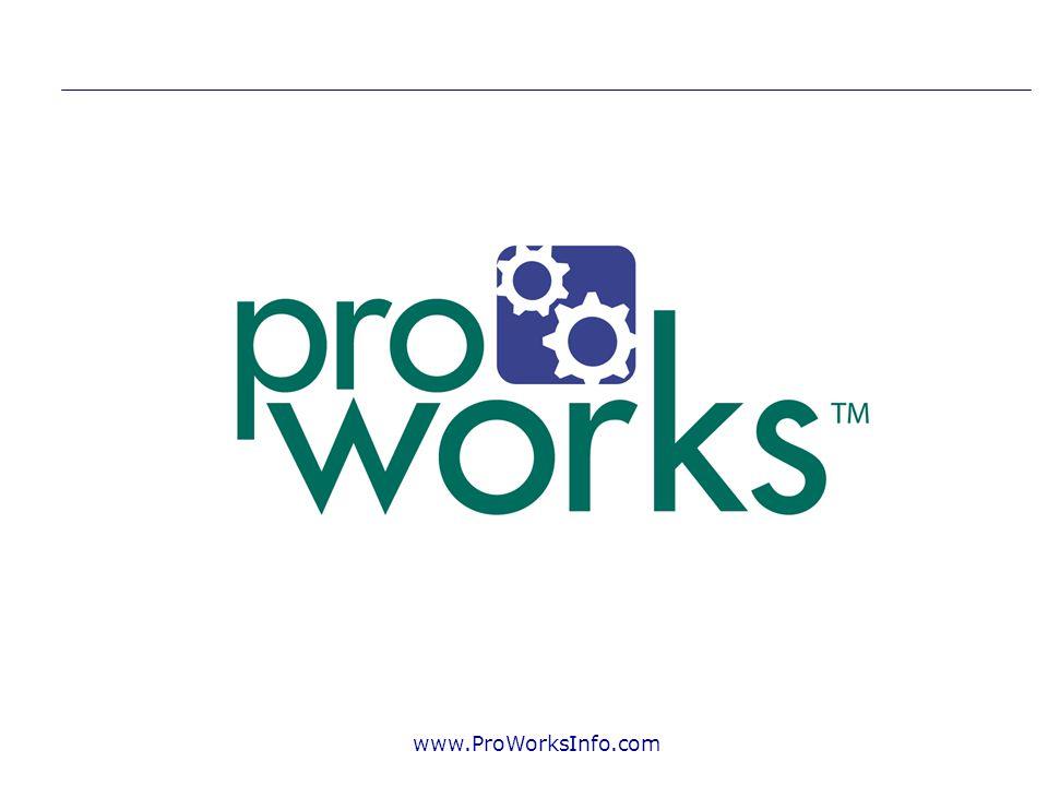 Title Slide www.ProWorksInfo.com