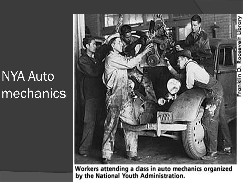 NYA Auto mechanics
