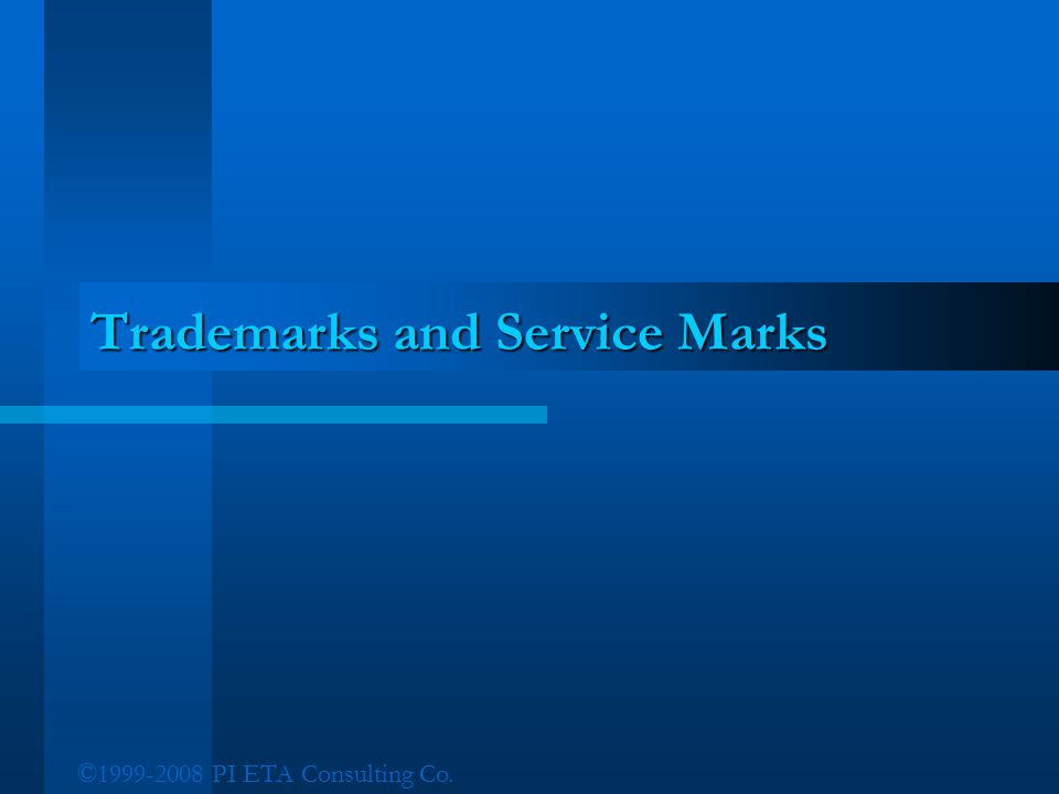 ©1999-2008 PI ETA Consulting Co. Trademarks and Service Marks