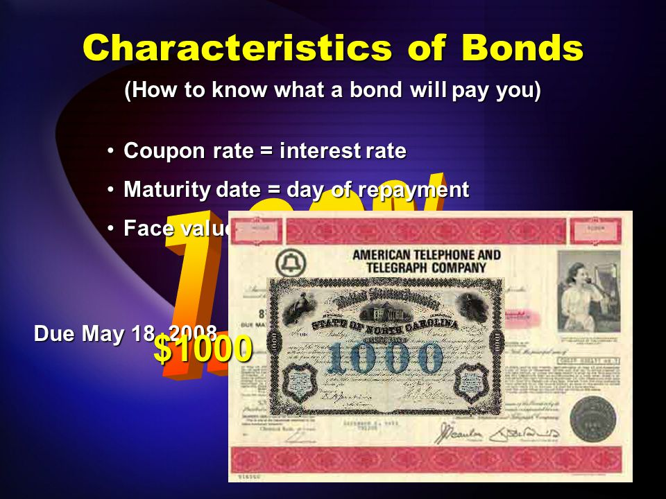 Bonds have an inverse relationship to the stock market.Bonds have an inverse relationship to the stock market.