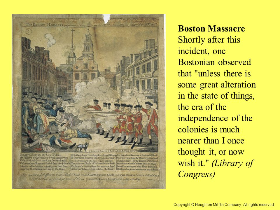Colonial Resistance Stamp Act Congress of 1765 – attempt at colonial unity –Sons of Liberty (Sam Adams) 1772 – Sam Adams forms first Committee of Correspondence non-importation and tar and feathers Dec.