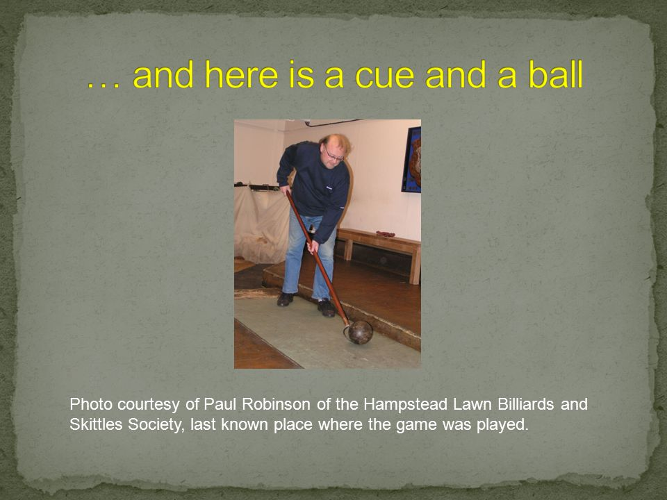 3.0 Purposes of Society 3.1 The Purposes of the Society are to: Promote Lawn Billiards & Bat-and-Trap as Sports and Genteel Pursuits; Promote Gentility, Politeness, Elegant Attire, the Taking of Tea and other Delicious Beverages, Gaiety, Fun and Civil Society; Provide Instructions in the Rules and Skills of Lawn Billiards & Bat-and-Trap; Do anything necessary or helpful to the above Purposes 3.2 Pecuniary gain is not a Purpose of the Society.
