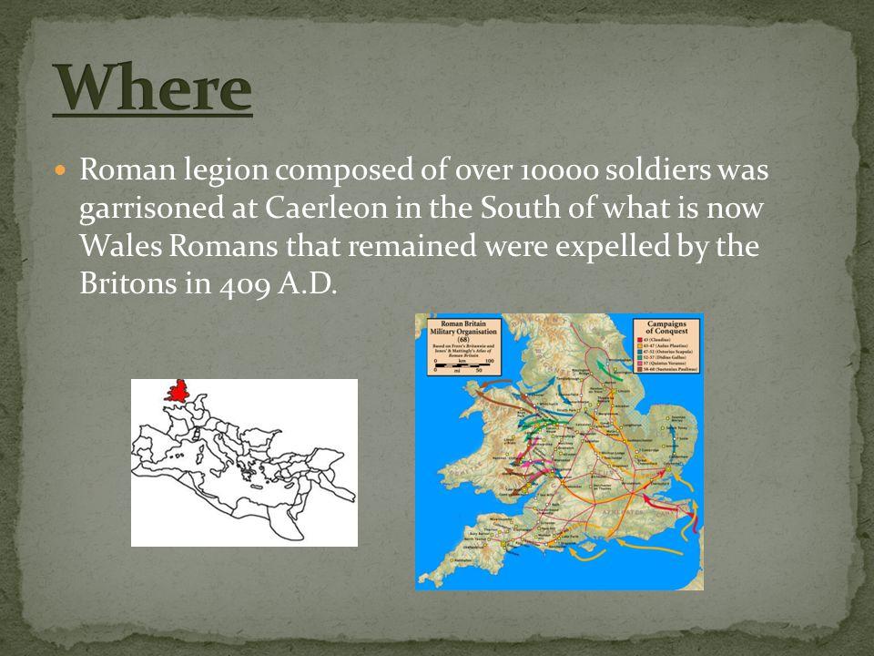 55 B.C.--Julius Caesar s first invasion of Britain 54 B.C.